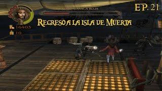 Piratas del Caribe La leyenda de Jack Sparrow [PS2] EP. 21 Regreso a la isla de Muerta