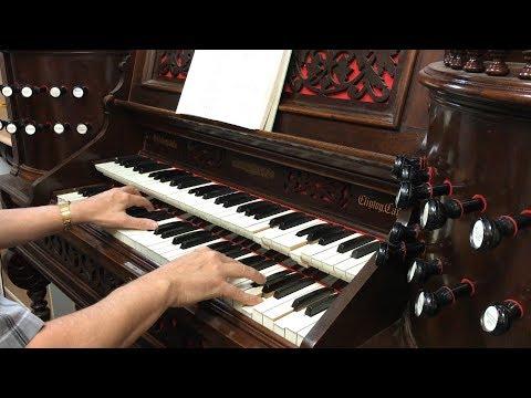 Praise My Soul (Hymn) - J. Goss - Doherty Victorian Reed Organ