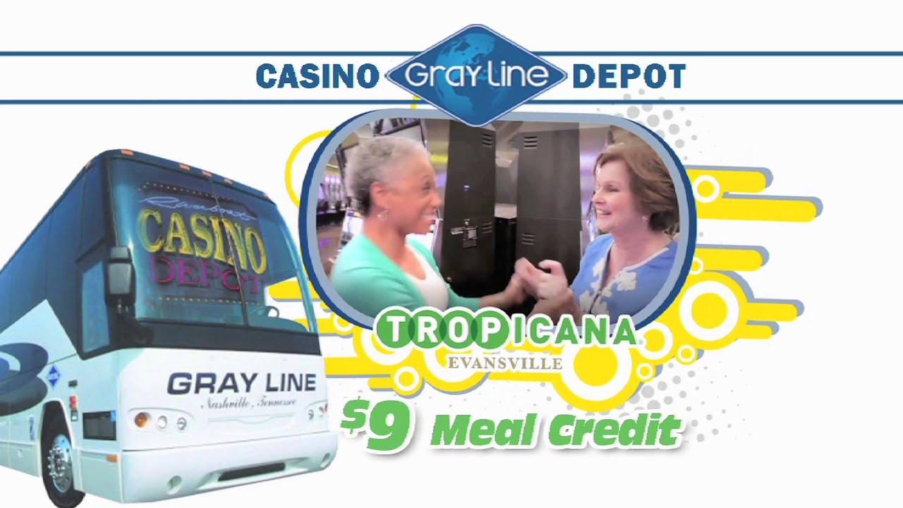 casino bus in nashville tn