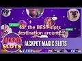 FREE SLOTS!! Welcome to Jackpot Magic Slots!!!
