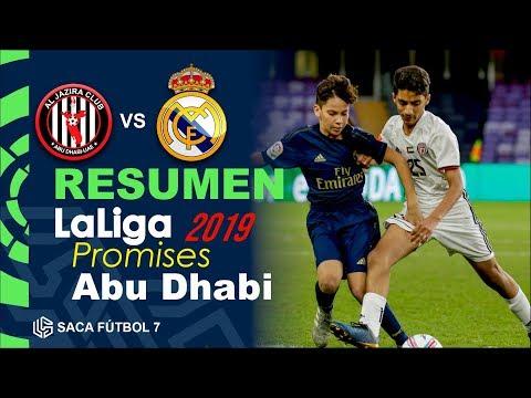 Al Jazira Club vs Real Madrid LaLiga Promises Abu Dhabi 2019
