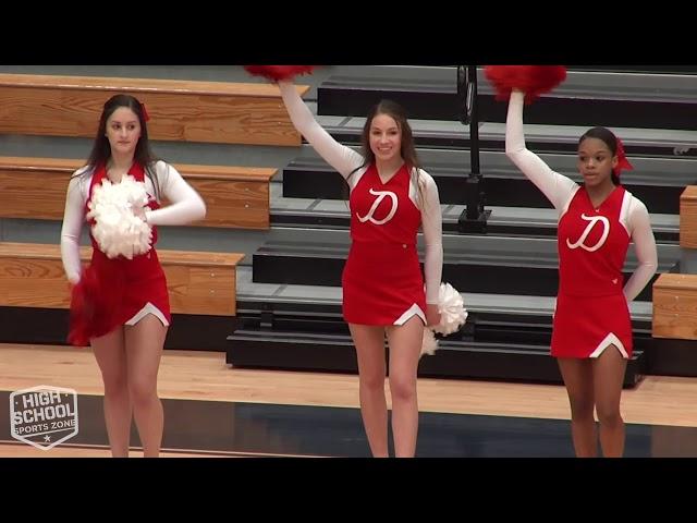 Pearland vs Dawson Basketball