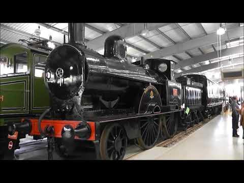 Darlington & Shilton Railway Museums