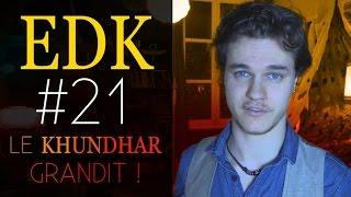 EDK #21 : Prévisions ratées, Chaînes, Finances & Futurs Espadons