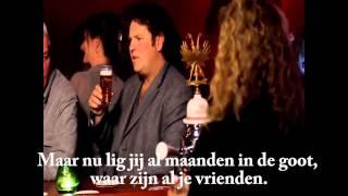 Rene Froger - Daar sta je dan (2013) + Tekst