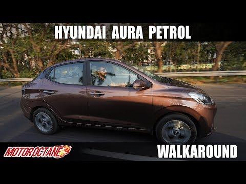 2020 Hyundai Aura 1.2 Petrol Review - Best Choice? | Hindi | MotorOctane