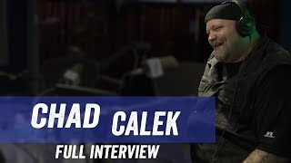 Chad Calek - 'Sir NoFace', Cockatoo Island, Mediums - Jim Norton & Sam Roberts