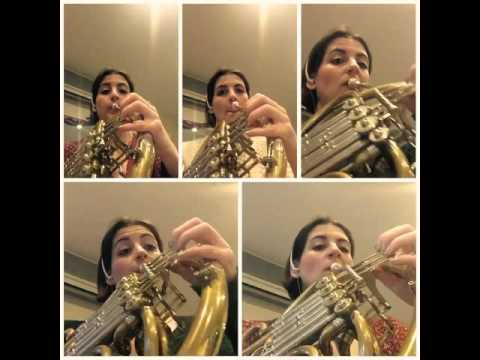 O Holy Night for French Horn, as performed by 'NSYNC