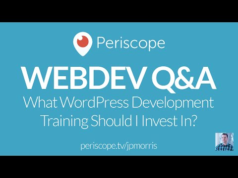 What WordPress Development Tutorial Should I Invest In? thumbnail