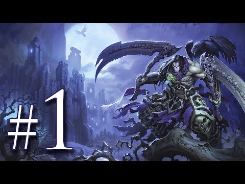 Let's Play Darksiders 2 (#1) - Let's See How Far We've Come