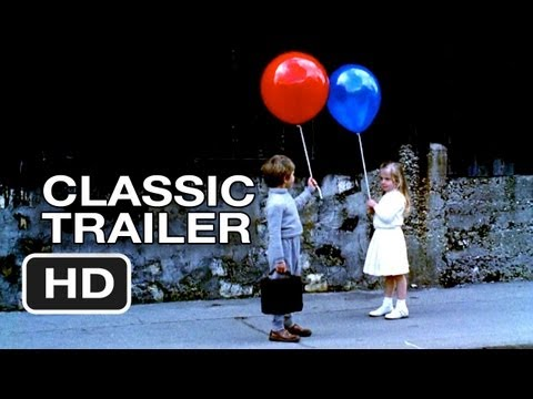 The Red Balloon (1956) Re-Release Trailer #1 - Le Ballon Rouge Movie HD