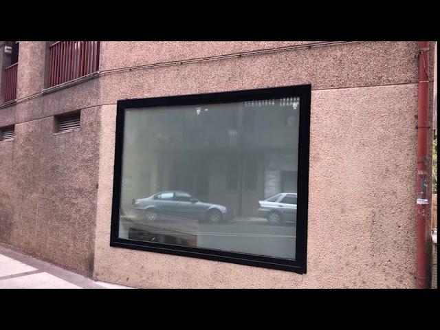VINILE® (Tiendas): Nuevas instalaciones en Opacidad/Transparencia/Proyección