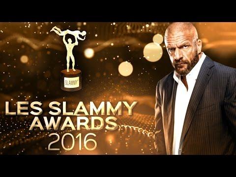 WWE Slammy Awards 2016