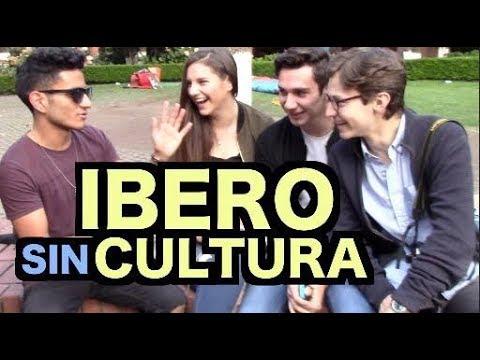 IBERO VS CULTURA GENERAL