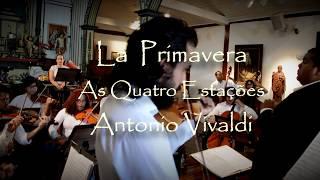 🎵  Primavera de Antonio Vivaldi