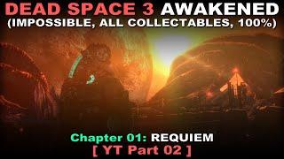 Dead Space 3 Awakened DLC Walkthrough 02 ( Impossible, All collectables, 100%, No commentary ✔ ) смотреть онлайн в хорошем качестве бесплатно - VIDEOOO