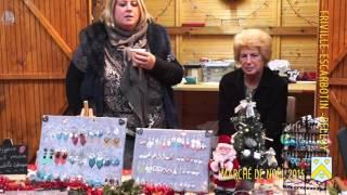 Ambiance des marchés de Noël 2015