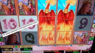 Wings of Fire auf 2 Euro über 1000 Euro! AG Serie. www.spielen-und-gewinnen.com Trick?