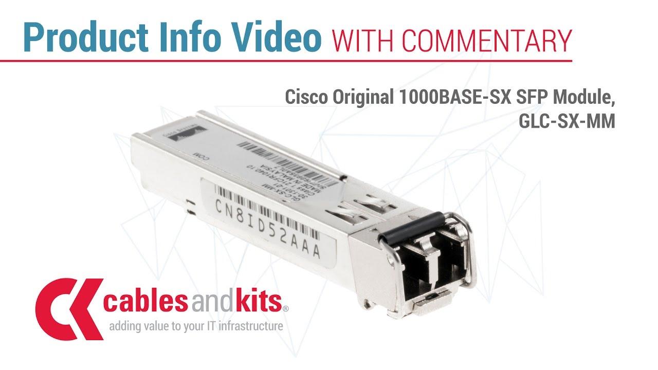 Genuine  Cisco GLC-SX-MM WE SHIP SAME DAY listing for 1 qty