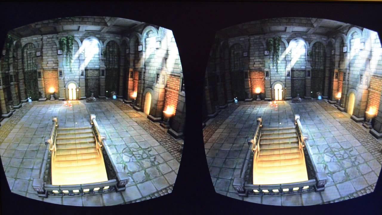 b498f8d06db9 Samsung Gear VR Herobound Gameplay - YouTube