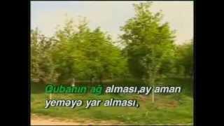 Qubanin ag almasi - karaoke ( Cavid Production )*