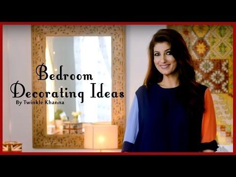 Easy Bedroom Decorating Ideas  Diy Videos  Home Décor
