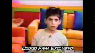 Mauricio Garza - Ensayando en Codigo FAMA* (Reporte)