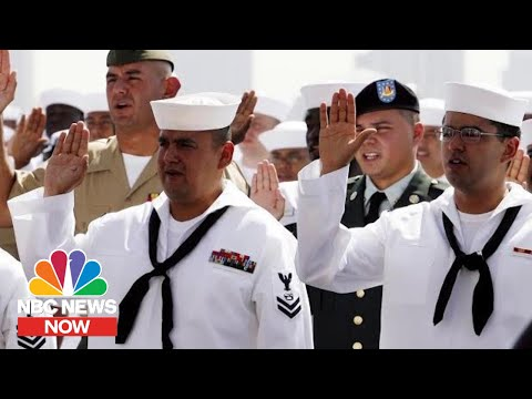Are U.S. Veterans Being Deported? | NBC News Now