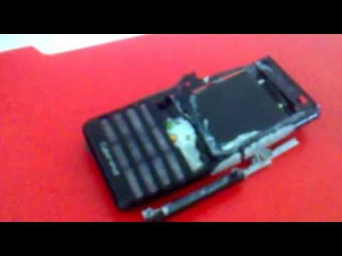 Зборка ----Sony-Ericsson---K770i =)