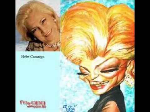 Hebe Camargo - uma homenagem dos amigos que te amam