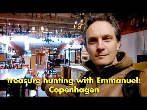 Treasure Hunting in Copenhagen, Denmark