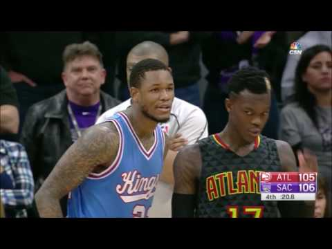 Atlanta Hawks vs Sacramento Kings Last Minute! | Feb 10, 2017 | NBA Regular Season