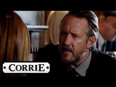 Coronation Street  Michelle Pleads With Ronan to Spare Ryan  P