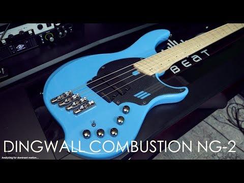 "Dingwall Combustion NG-2 ""Nolly"" of Periphery signature bass"