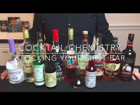 Getting Started - Stocking Your First Bar
