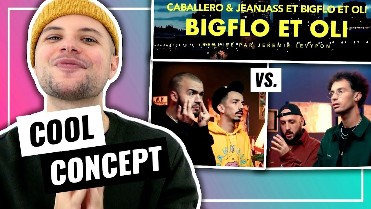 Caballero & JeanJass ✘ Bigflo & Oli - Bigflo & Oli | COOL FEAT! | 1ÈRE ÉCOUTE | REACTION (2020)