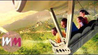 Top 10 Greatest Disney World Rides
