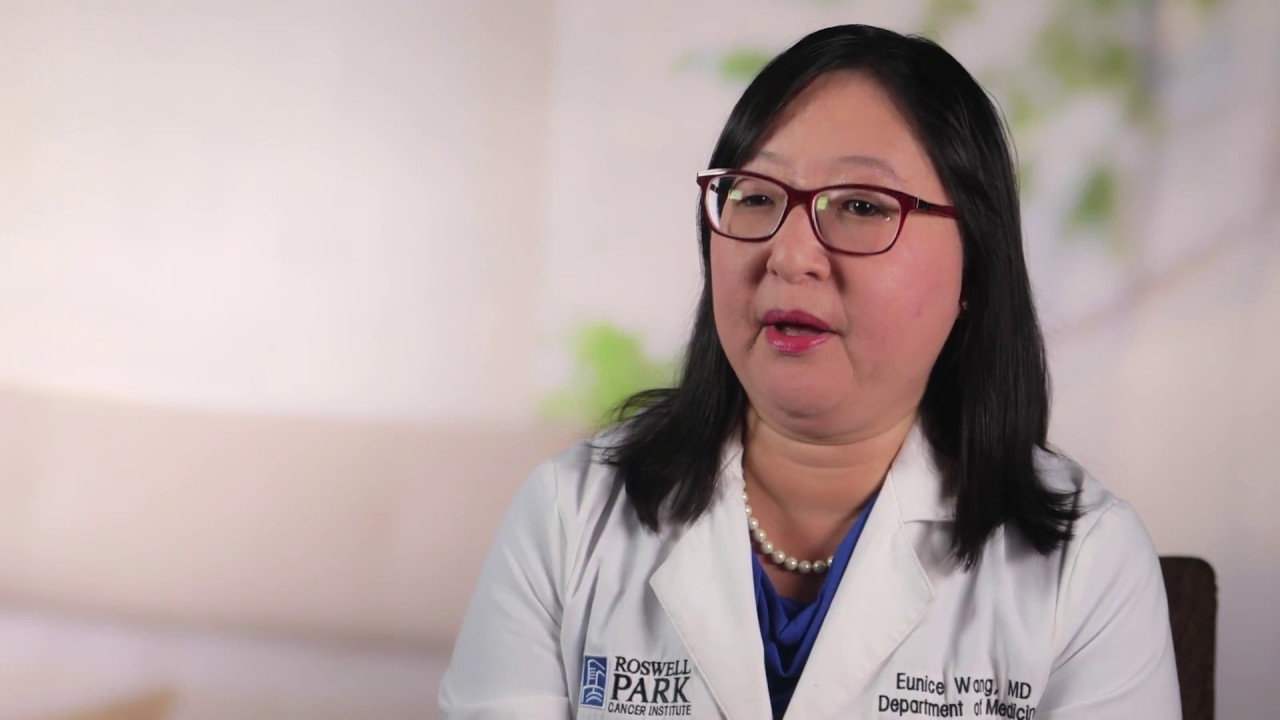 Eunice Wang, MD | Roswell Park Comprehensive Cancer Center