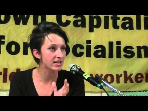 OWS Activist Lauren Digioia