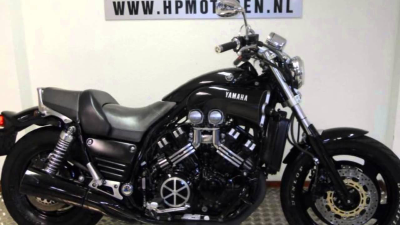 Yamaha vmax 2013 black