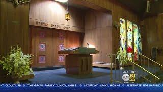 NJ Synagogue Burglarized
