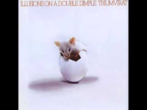 Triumvirat - Illusions On a Double Dimple