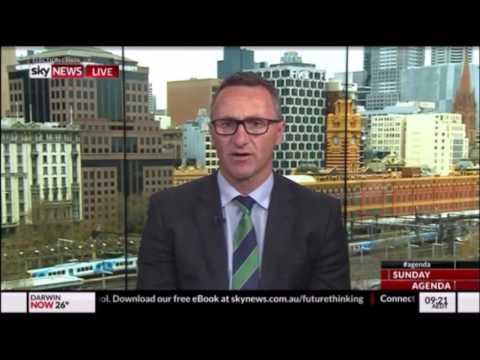 Richard Di Natale - Australians are confused?