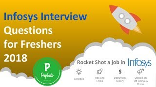 Infosys Interview for Freshers 2018 | PrepInsta