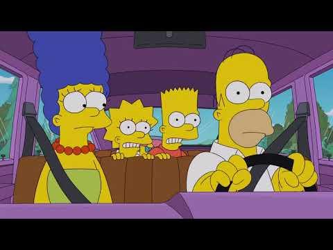 Смотреть мультфильм гомер симпсон