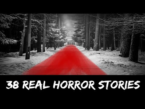 38 Scary Stories | True Scary Horror Stories | Reddit Let's Not Meet And Others