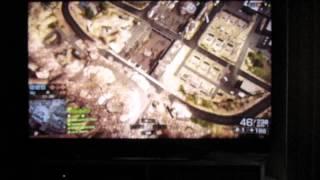 Battlefield 4 Multiplayer Gameplay: HEAVY (LIGHT) MACHINE GUN!
