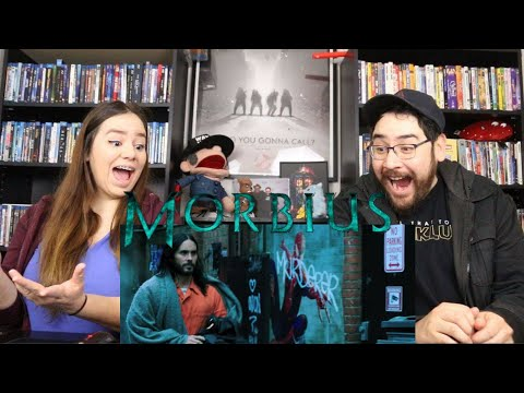 Morbius - Official Teaser Trailer Reaction/ Review