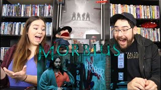 Download Morbius - Official Teaser Trailer Reaction/ Review Mp3 and Videos