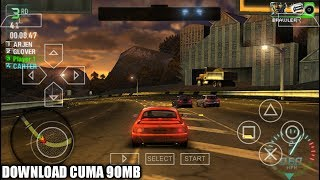 Cara Download Game Need For Speed Carbon Own The City PPSSPP Android